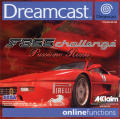 F355 Challenge: Passione Rossa Dreamcast Front Cover