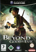 Beyond Good & Evil GameCube Front Cover