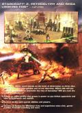 Universe at War: Earth Assault Windows Inside Cover Right Flap