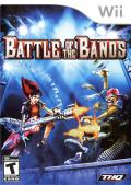 Battle of the Bands Wii Front Cover