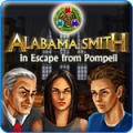 Alabama Smith in Escape from Pompeii Windows Front Cover