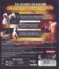 Silent Hill: Homecoming PlayStation 3 Back Cover