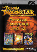 La trilogía Dragon's Lair Windows Front Cover