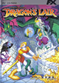 Dragon's Lair Windows Front Cover