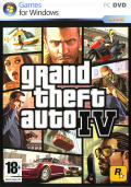 Grand Theft Auto IV Windows Other Keep Case - Front
