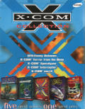 X-COM Collection Windows Front Cover