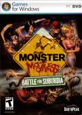 Monster Madness: Battle for Suburbia Windows Front Cover