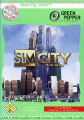 SimCity 3000 Windows Front Cover