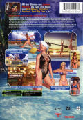 Dead or Alive: Xtreme Beach Volleyball Xbox Back Cover