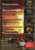 Steel Battalion Xbox Other Keep Case - Back