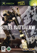 Steel Battalion Xbox Other Keep Case - Front