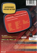 Midway Arcade Treasures Xbox Back Cover