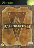 The Elder Scrolls III: Morrowind Xbox Front Cover