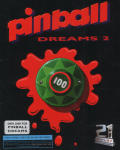 Pinball Dreams II DOS Front Cover