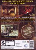 Chronicles of Mystery: The Scorpio Ritual Windows Back Cover