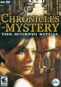 Chronicles of Mystery: The Scorpio Ritual Windows Front Cover