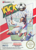 Kick Off NES Front Cover