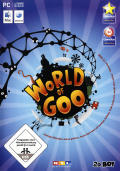 World of Goo Macintosh Front Cover