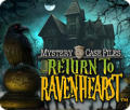 Mystery Case Files: Return to Ravenhearst Macintosh Front Cover