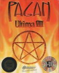 Pagan: Ultima VIII DOS Front Cover