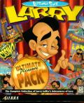 Leisure Suit Larry: Ultimate Pleasure Pack DOS Front Cover