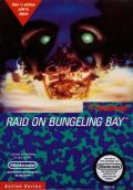 Raid on Bungeling Bay NES Front Cover