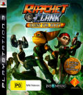Ratchet & Clank Future: Quest for Booty PlayStation 3 Front Cover