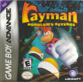 Rayman: Hoodlum's Revenge Game Boy Advance Front Cover