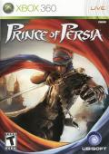 Prince of Persia Xbox 360 Front Cover