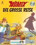 Asterix: Caesar's Challenge DOS Front Cover