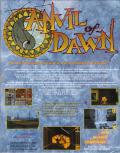 Anvil of Dawn DOS Back Cover