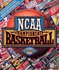 NCAA Championship Basketball DOS Front Cover