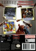 Ratatouille GameCube Back Cover