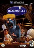 Ratatouille GameCube Front Cover