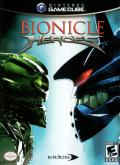 Bionicle Heroes GameCube Front Cover