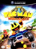 Pac-Man World Rally GameCube Front Cover