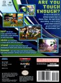 Sega Soccer Slam GameCube Back Cover