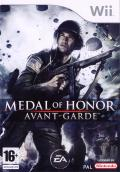 Medal of Honor: Vanguard Wii Front Cover