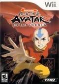 Avatar: The Last Airbender Wii Front Cover