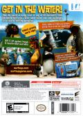 Surf's Up Wii Back Cover