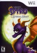 The Legend of Spyro: The Eternal Night Wii Front Cover