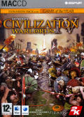 Sid Meier's Civilization IV: Warlords Macintosh Front Cover