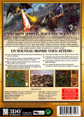 Heroes of Might and Magic IV Windows Back Cover