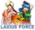 Laxius Force Windows Front Cover