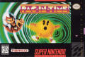 Pac-in-Time SNES Front Cover