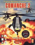 Comanche 2 DOS Front Cover