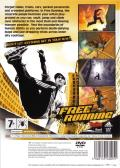 Free Running PlayStation 2 Back Cover