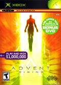 Advent Rising Xbox Front Cover