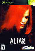 Alias Xbox Front Cover