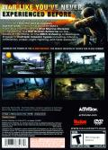 Call of Duty: World at War - Final Fronts PlayStation 2 Back Cover